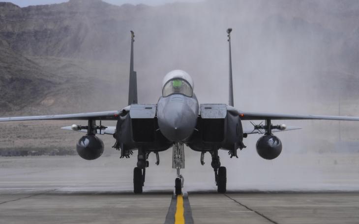 Blackout GPS během největšího amerického leteckého cvičení Red Flag