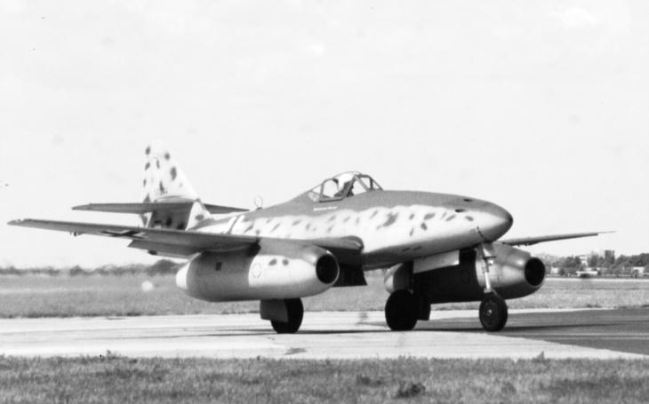 VIDEO: Testy ukořistěných proudových letounů Třetí říše v SSSR