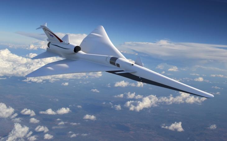 QueSST: koncept tichého nástupce Concordu a Tu-144
