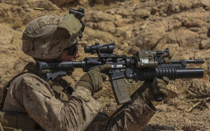 WP: Internetová mapa může prozradit operace amerických vojáků