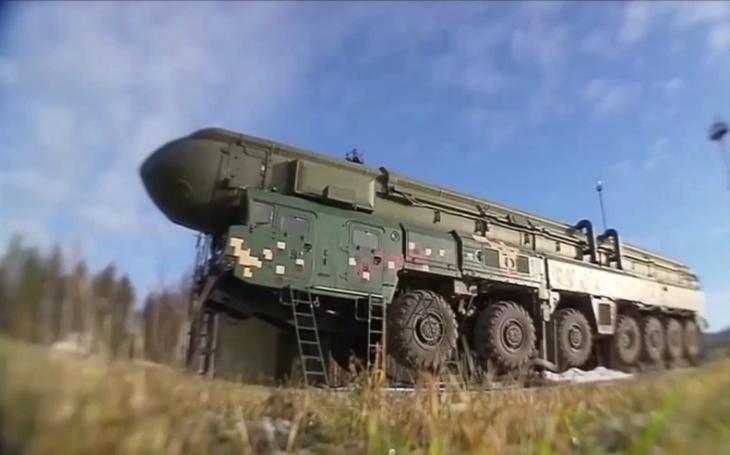 Rusko pokračuje vmodernizaci své jaderné triády