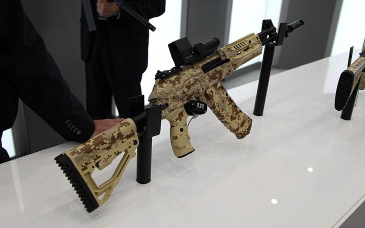Ruská armáda získala ďalšiu generáciu útočných pušiek Kalašníkov, budúc súčasťou systému Ratnik