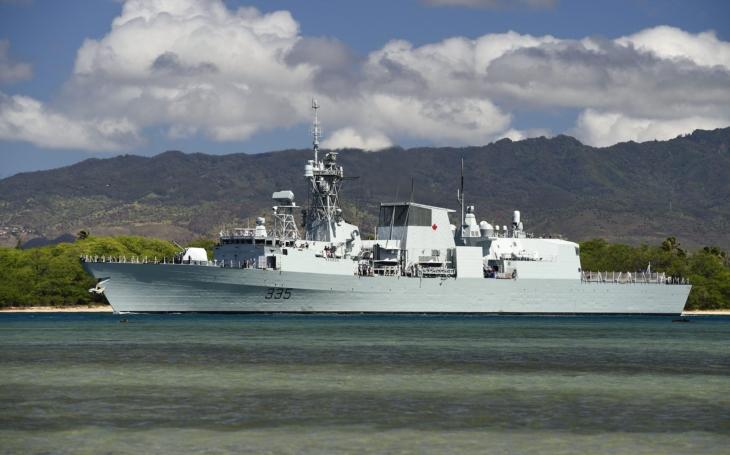 Spoločnosť Raytheon bude modernizovať kanadské námorníctvo, kontrakt má hodnotu cez 570 miliónov dolárov