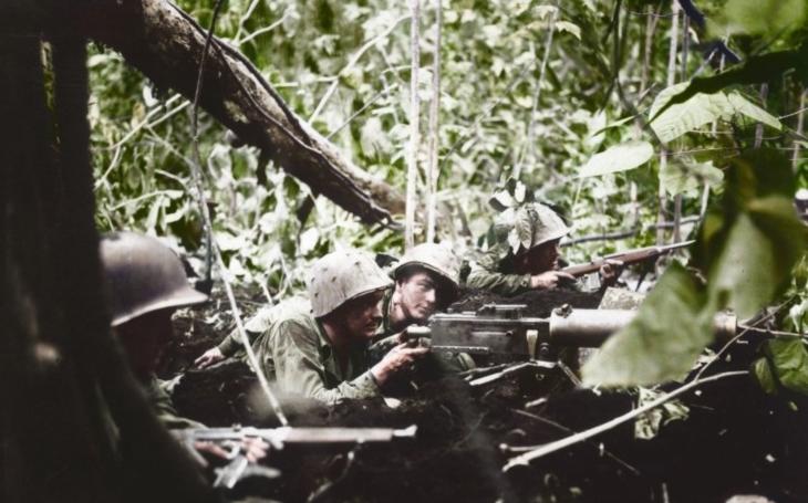 Před 76 lety dostali Američané pod kontrolu Guadalcanal. Stalo se tak po krvavé bitvě s Japonci