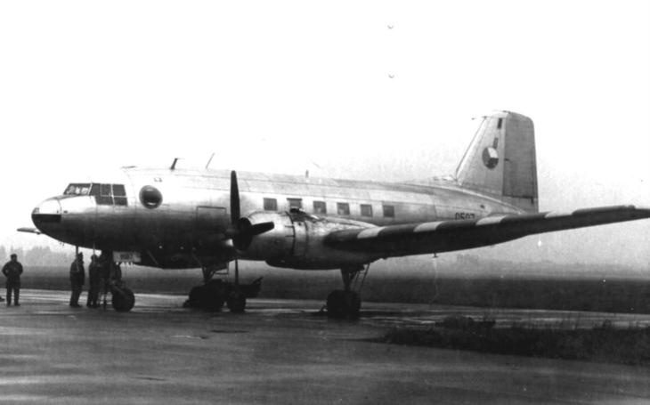 Trojice dětských zločinců unesla československé letadlo a masakrovala jeho posádku