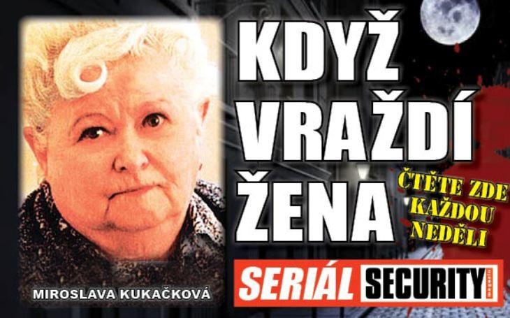 Příběh Miroslavy Kukačkové ve stínu hákového kříže: Jak nechala zavraždit svého manžela pro peníze dvěma Romy z Chomutovska
