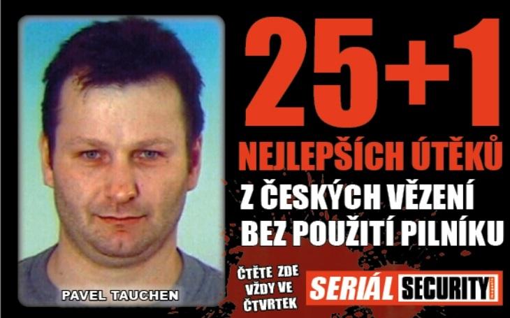 Pavel Tauchen: Osvobodila ho manželka, když postrašila eskortu výstřelem do vzduchu