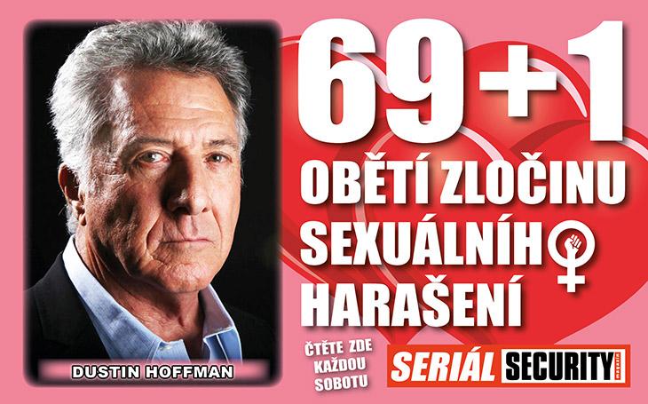 Sexuální dravec Dustin Hoffman? Slavného herce obvinilo několik žen z obtěžování
