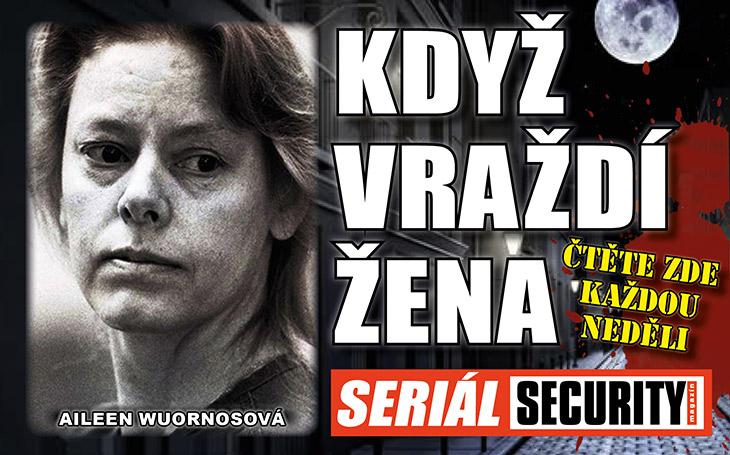 Zrůda Wuornosová: Prostitutka, která zmlátila manžela jeho holí a vraždila své zákazníky