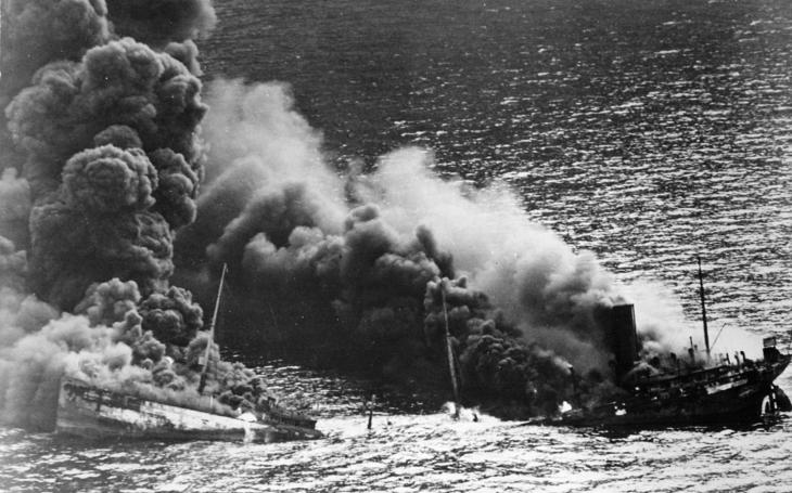 Jak si Američané otrávili chemickými zbraněmi vlastní vojáky: přísně střežené hrůzné tajemství z Bari