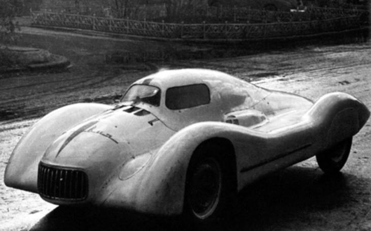 Rekordní sovětský Moskvič G2 vznikl pouze ve dvou kusech, ale jezdil až 223 km/h