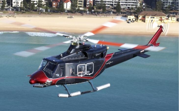 Nové vrtulníky Bell 412EPI pro filipínské letecké síly