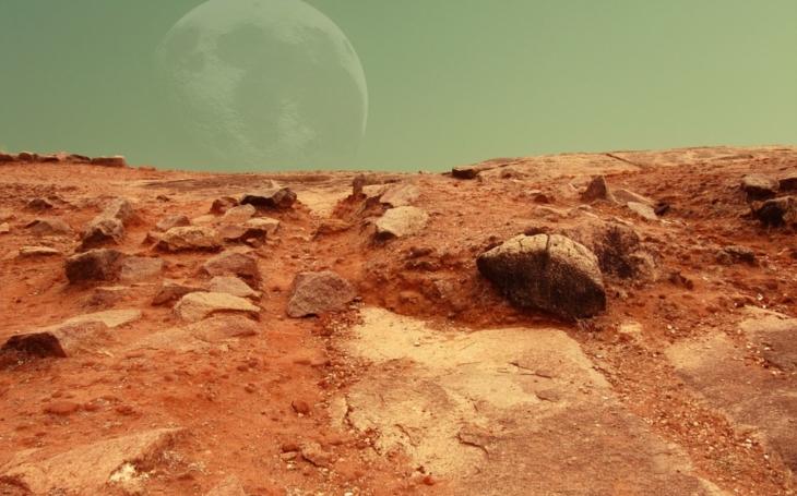 V ománské poušti se simuluje pobyt lidí na Marsu