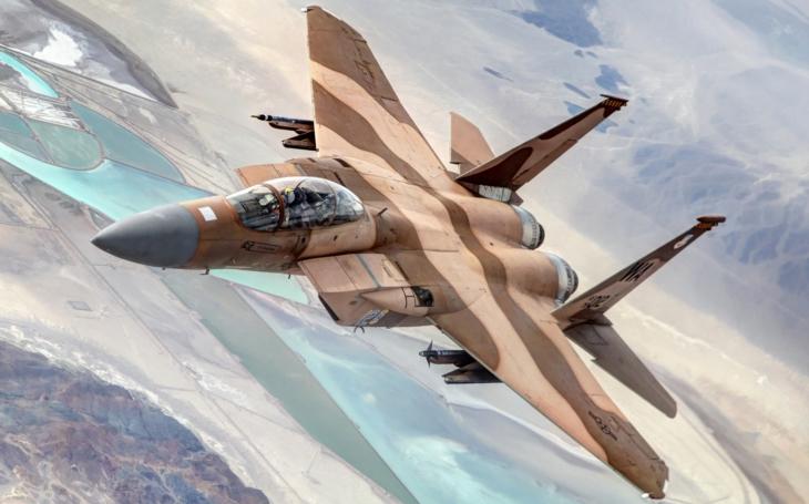 Izraelské letectvo smí nakoupit nové F-15 IA, pokud bude i nadále odebírat F-35