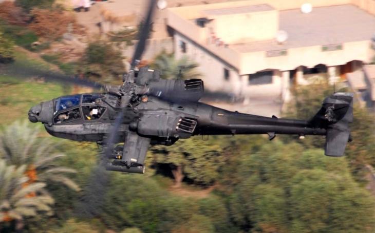 Indonézia obdržala svoj prvý vrtuľník AH-64E Apache z USA