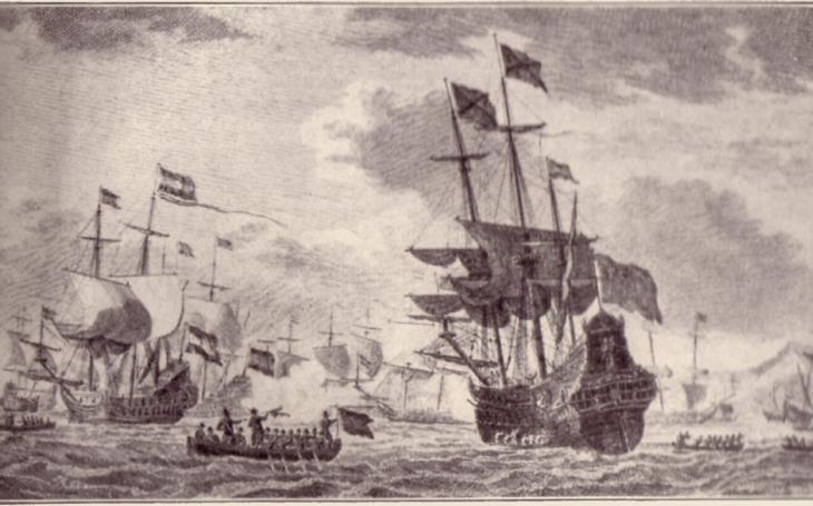 Za vyhnání z Granady se Židé pomstili, jako piráti přepadali lodě španělského krále