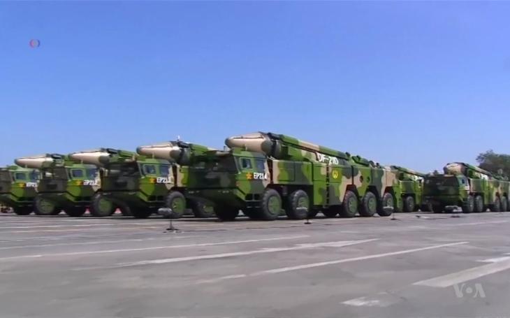 Stane sa armáda Číny do roku 2050 najmodernejšou na svete?