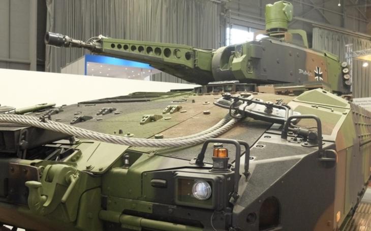 Německo má problémy svlastními ozbrojenými silami, a přitom chce dodávat výzbroj pro českou armádu