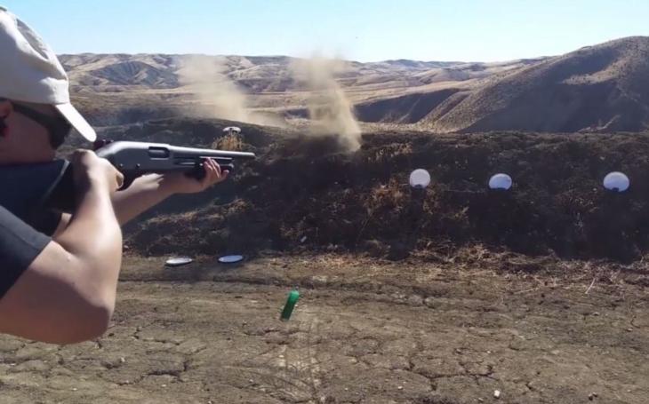 VIDEO: Střelná zbraň – nádobíčko pro opravdové chlapy