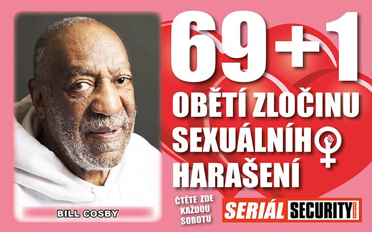 Americký herec Bill Cosby: Myslel jsem, že mě obdivuje! ,,Ženomuž&quote; vytáhl zkomika miliony dolarů a chce víc