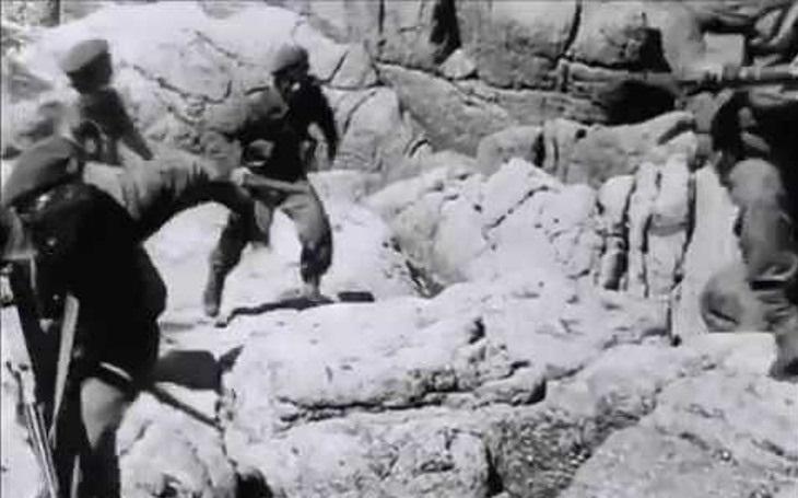 Nájezd britských commandos na německé Lofoty měl krycí název operace Claymore