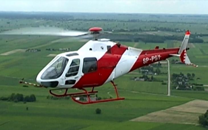 Vrtulník SW-4 od Leonarda poprvé absolvoval testovací let bez pilota