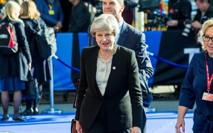 Mayová varovala konzervativce, že nakonec nemusí být žádný brexit