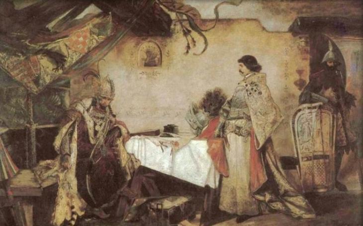 Uplynulo přesně 560 let ode dne, kdy byl slavnostně korunován král Jiří z Poděbrad