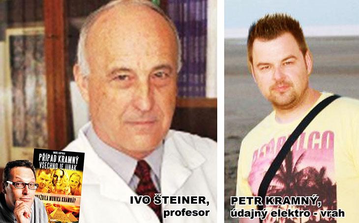 Kdo je profesor Šteiner, jehož posudek může dostat Petra Kramného na svobodu. Pan profesor odmítá verzi vraždy elektřinou. Soud se blíží, bude to velké