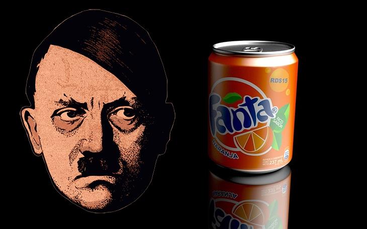Když nacistům došla cola, tak vymysleli Fantu