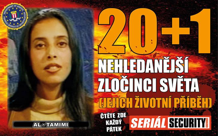 Univerzitně vzdělaná, oblečená jako nenápadná turistka, přesto vraždila. Teroristka Al-Tamimi atentátu v pizzerii nelitovala