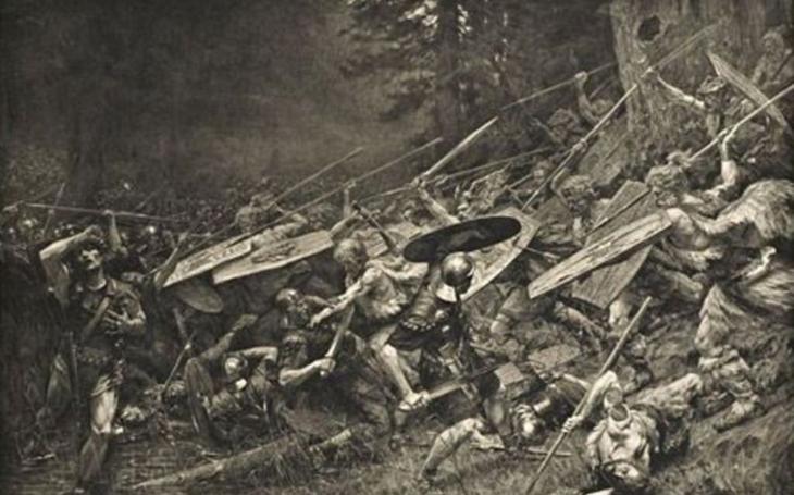 Porážka v Teutoburském lese znamenala konec mýtu o neporazitelnosti římských legií