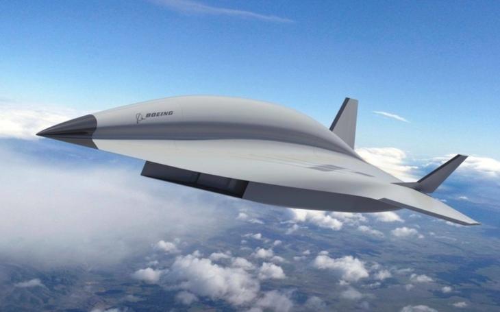 Boeing plánuje zostrojiť nové hypersonické lietadlo, za hodinu by malo dokázať preletieť svet