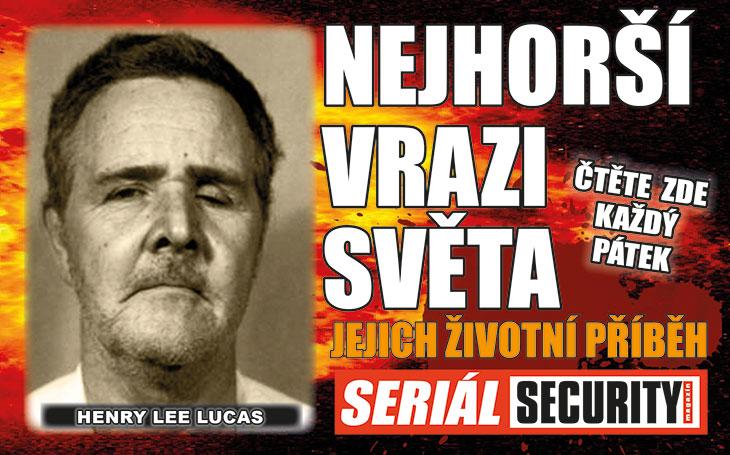 Henry Lee Lucas a jeho skleněné oko: Opravdu postupně zabil 3 tisíce lidí, nebo se jen přiznával kcizím vraždám, protože si chtěl zakouřit?