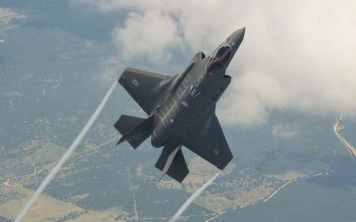 Příčinou zřícení japonské F-35 byla pravděpodobně prostorová dezorientace pilota