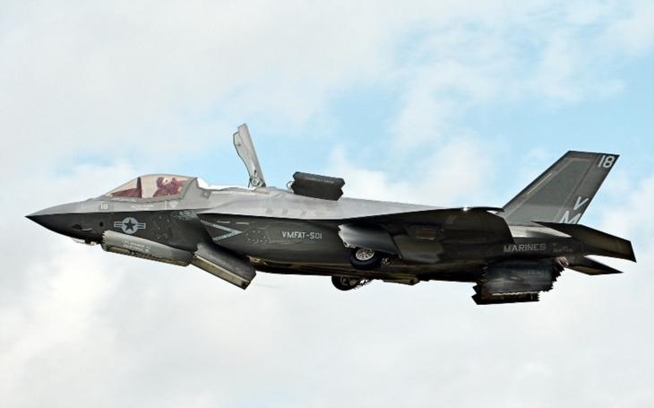 Největší čínské obavy: Tchaj-wan vyzbrojený F-35