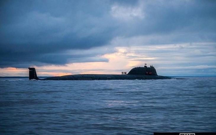 Ruskému námořnictvu budou dodány další dvě útočné ponorky třídy Jaseň-M s jaderným pohonem
