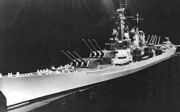 Zabijáci Yamata a Musashi aneb mýty o bitevních lodích třídy Montana