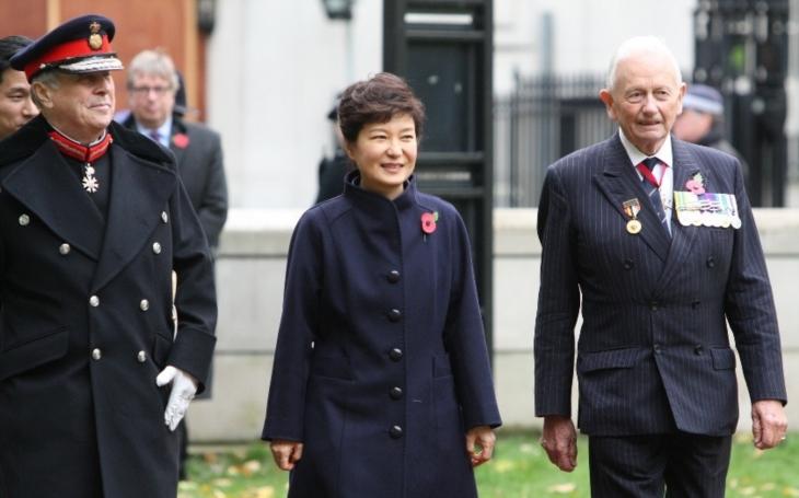 Bývalá jihokorejská prezidentka byla odsouzena k 24 rokům vězení