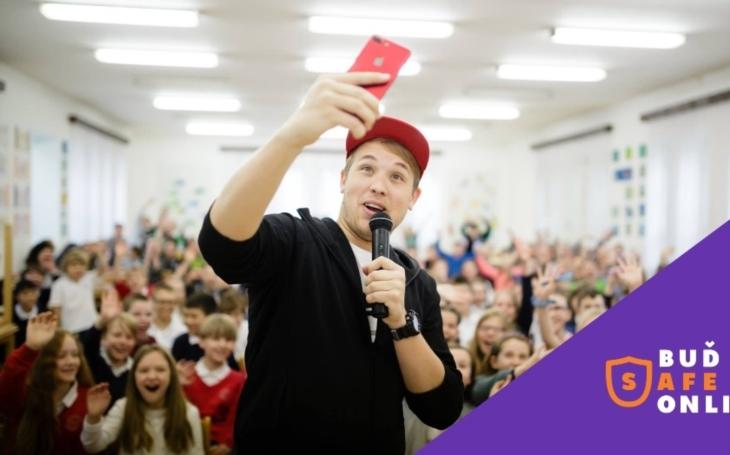 Konference BEZPEČNÁ ŠKOLA 2018 dá prostor i youtuberům