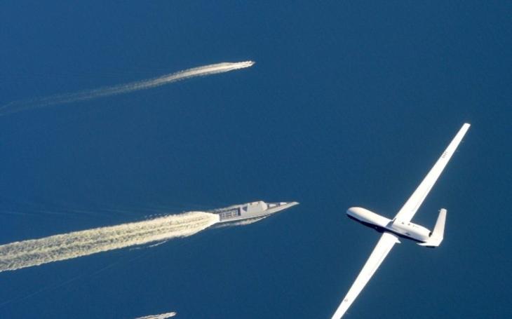 USA dodají Německu americké vojenské bezpilotní letouny MQ-4C Triton