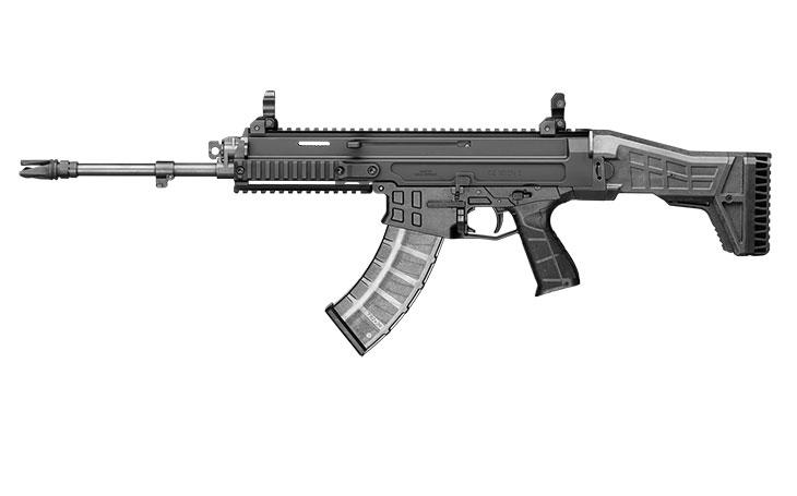 Útočná puška CZ BREN 2 se bude vyrábět v Maďarsku