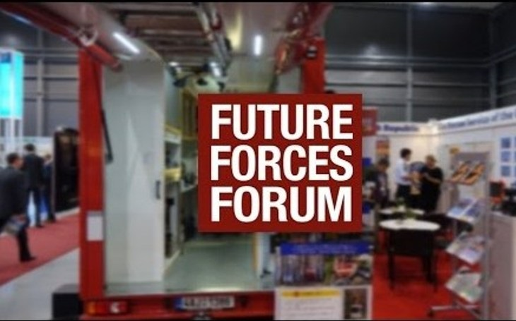 Největší setkání vojenského a bezpečnostního průmyslu Future Forces Forum se uskuteční v Praze. Security magazín přinese rozšířené zpravodajství