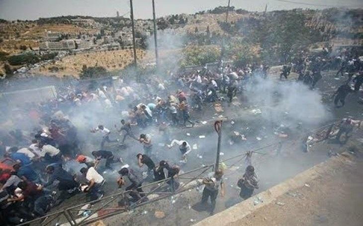 Jak mohou Palestinci porazit Izraelce?