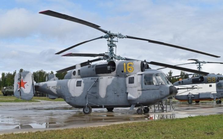 Ruský vojenský vrtulník Ka-29 se zřítil do Baltského moře. Oba piloti zemřeli