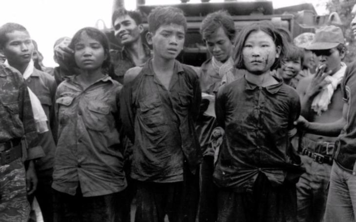 Před 43 lety padlo město Phnompenh do rukou Rudých Khmerů. Ti pak rozpoutali brutální teror proti vlastnímu obyvatelstvu