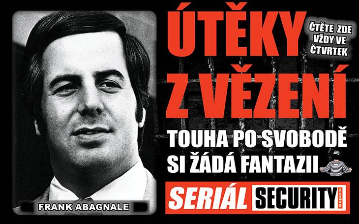 Chyť mě, jestli to dokážeš: Jak Frank Abagnale přesvědčil stráže, že není vězeň, ale inspektor