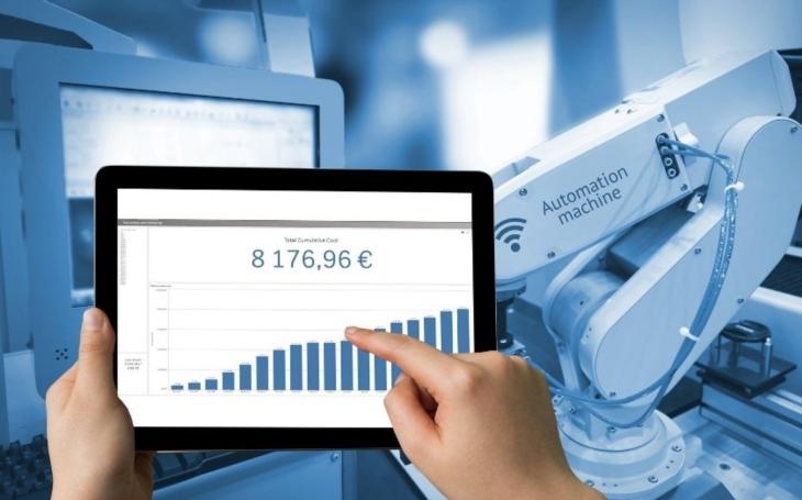 Průmyslový internet věcí chce 86 % firem