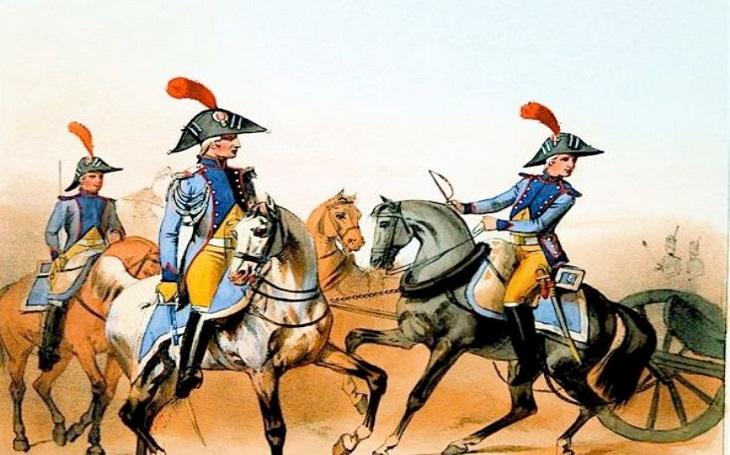 Napoleonovo dělostřelectvo - oblíbená zbraň francouzského vojevůdce