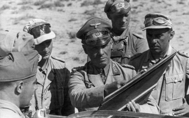 Geniálny maršál Erwin Rommel - Púštna líška